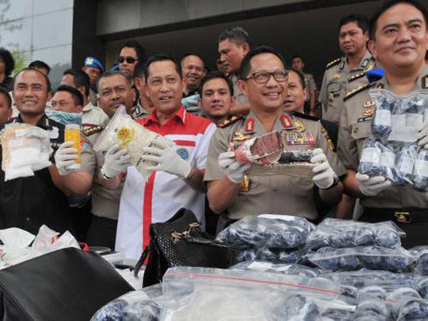 Malaysia Disebut 'Sengaja Support' Masuknya Narkotika ke Indonesia