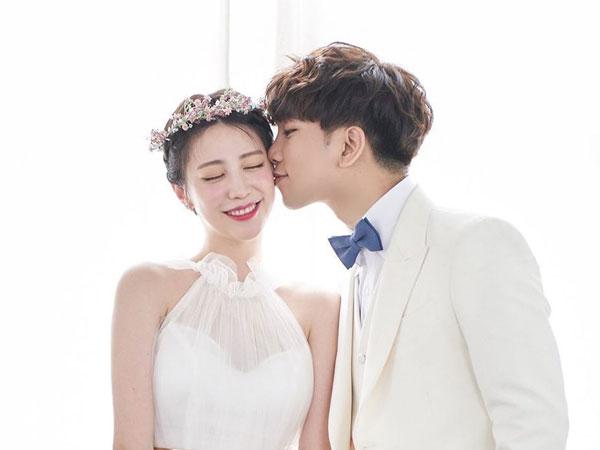 Congrats! G.O MBLAQ dan Choi Ye Seul Resmi Menikah