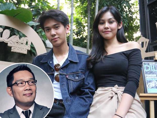 Wali Kota Ridwan Kamil Konfirmasi Ikut Main Film 'Dilan', Jadi Siapa?