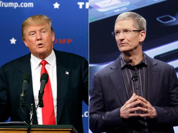 Berseberangan dengan Segala Kebijakan, Apa Alasan Bos Apple Masuk Tim Inovasi Donald Trump?