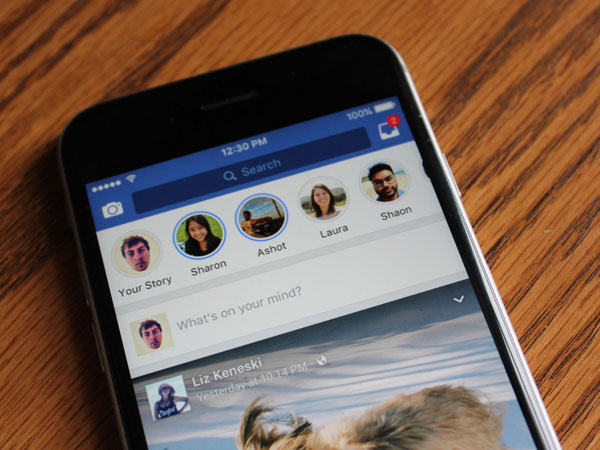 Postingan Instagram Stories Bakal Bisa Dibagikan ke Facebook