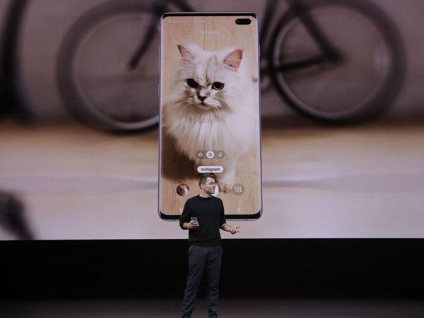 Ada 'Instagram Mode' di Kamera Samsung Galaxy S10, Buat Apa?