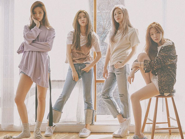 Keempat Member Dikabarkan Fokus Akting, Girl's Day Bakal Bubar Tahun Ini?