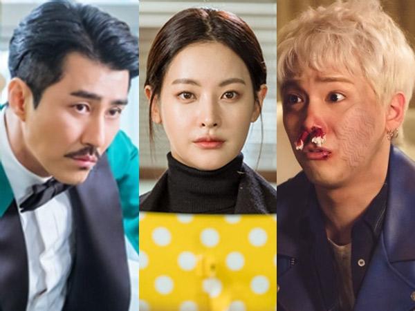 Teaser Baru Pemeran Utama Drama 'Hwayugi', Dari Kece Sampai Ada yang Babak Belur!