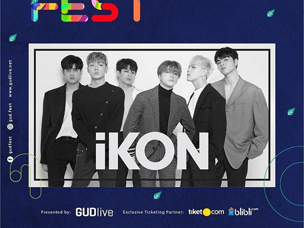 iKON Dikonfirmasi Meriahkan Acara GUD FEST 2019 di Jakarta, Ini Tanggal dan Harga Tiketnya!