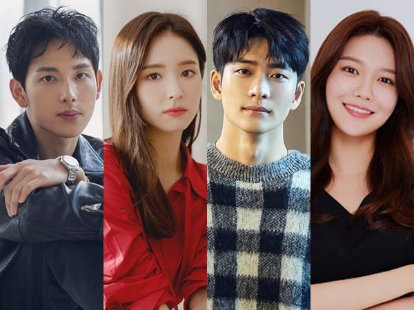 Confirmed! Ini Detil Karakter Im Siwan, Shin Se Kyung, Sooyoung, dan Kang Tae Oh di Drama Baru JTBC