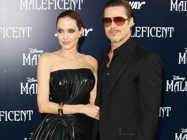 Angelina Jolie dan Brad Pitt Resmi Jadi Suami Istri di 'By the Sea'?