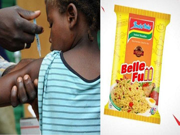 Kelewat Populer, Nigeria Manfaatkan 'The Power of Indomie' Untuk Tingkatkan Angka Vaksinasi!