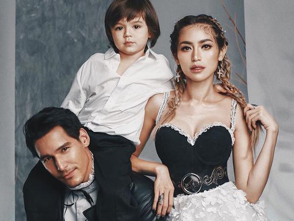 Ini Jawaban Jessica Iskandar Saat Anak Bingung Lahir Duluan Sebelum Pernikahan Orangtuanya