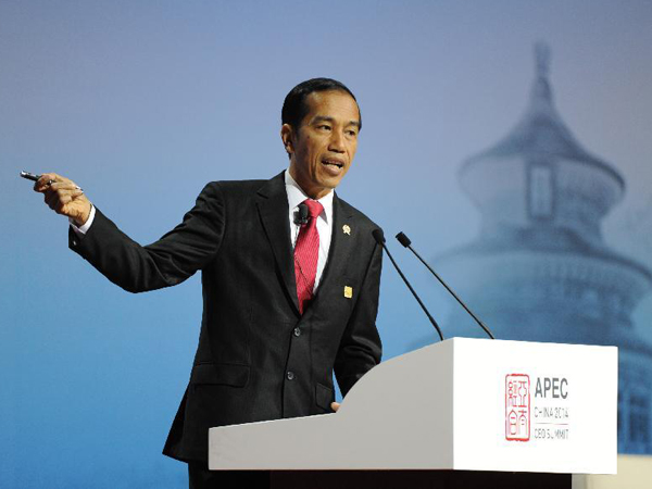 Ini Pidato Bahasa Inggris Pertama Presiden Joko Widodo!