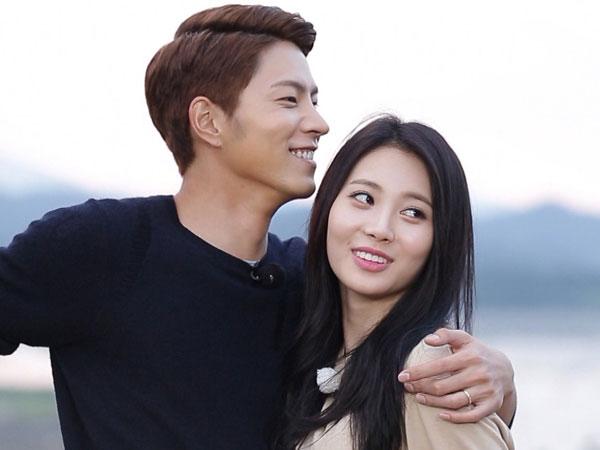 Wow, Yura Girls' Day Akhirnya Dapatkan Ciuman Dari Hong Jong Hyun!