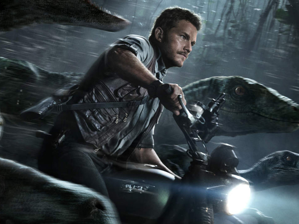 Terlalu Keren, Video Ini Ajak Fans Ikut Syuting 'Jurassic World' Secara 360 Derajat!