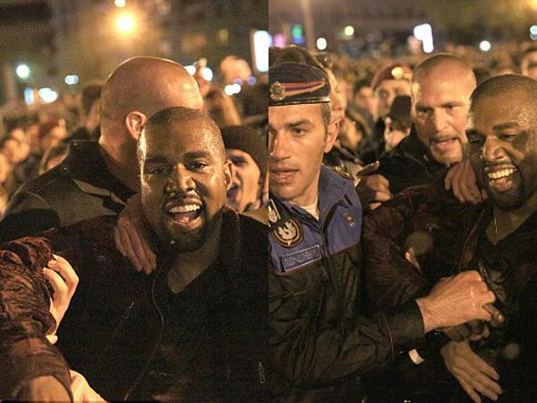 Gelar Konser Dadakan di Tengah Danau di Armenia, Kanye West Diciduk Polisi!