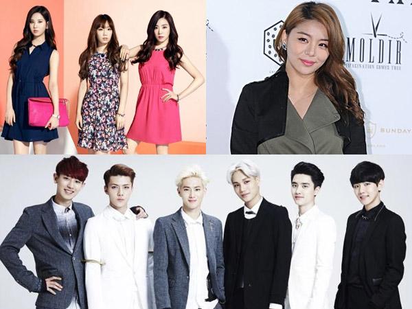 TaeTiSeo, EXO-K, Ailee, dan Idola K-Pop Lainnya Siap Tampil di Konser Spesial K-Drama!