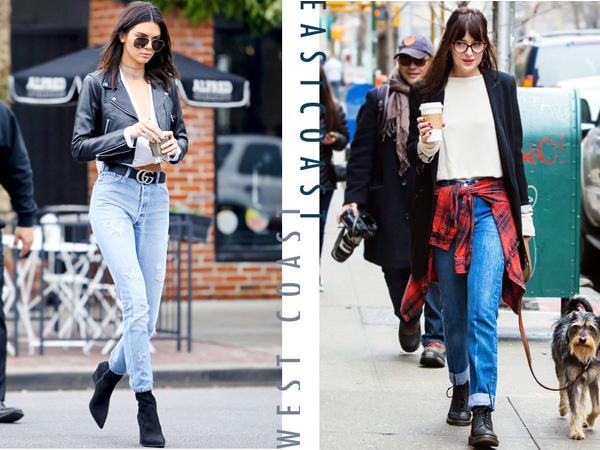Perbedaan Gaya Street Fashion Selebriti Los Angeles vs New York, Mana Termodis?