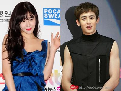 SM Entertainment & JYP Entertainment Konfirmasi Hubungan Tiffany SNSD dan Nichkhun 2PM