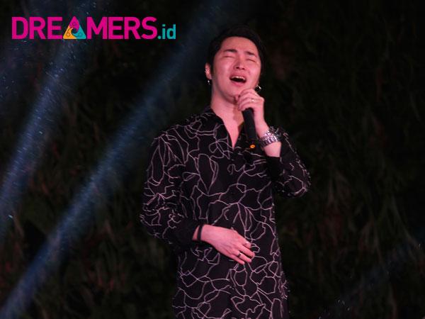Kim Ji Hoon Cerita Indonesia Hingga Jadi Trainee di Korea dalam Wawancara Eksklusif Dreamers.id