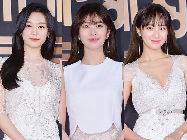 Parade Bridal Dress di Red Carpet Penghargaan Drama Korea Akhir Tahun, Siapa Paling Anggun?