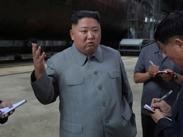 Kim Jong Un Terang-terangan Bilang Peluncuran Rudal Korut Adalah Peringatan untuk Korea Selatan