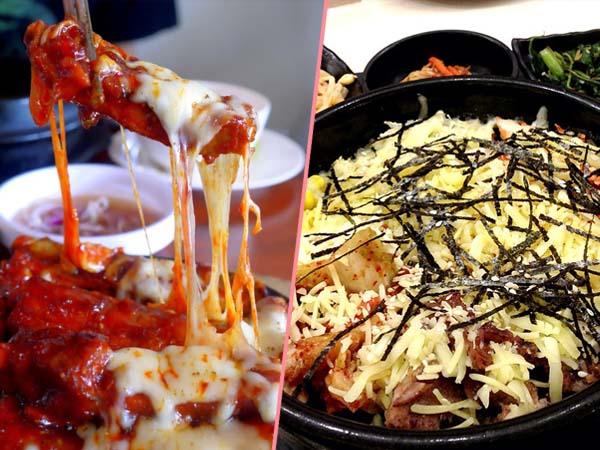 Nyam, Ini 6 Makanan Lezat Korea Selatan yang Dibalut Keju!