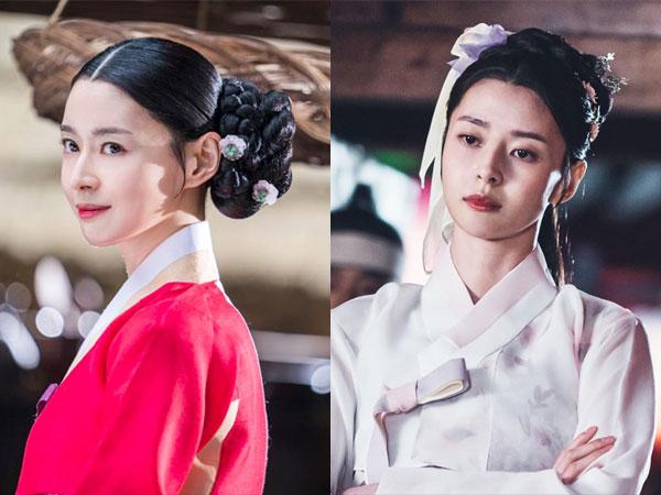 Transformasi Kwon Nara Jadi Wanita Penghibur Cantik di Drama Baru