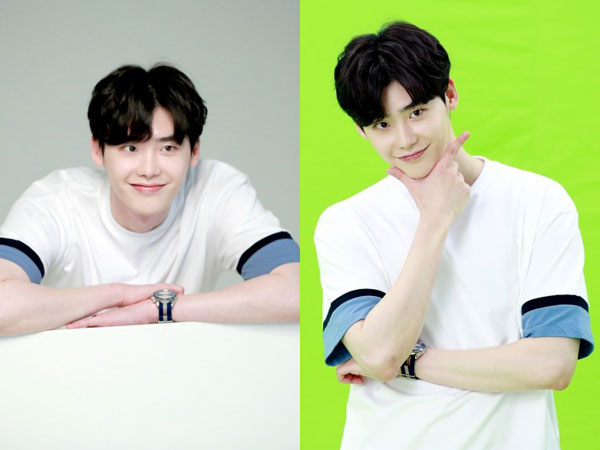 Popularitas 'While You Were Sleeping' Buat Lee Jong Suk Banjir Tawaran Iklan!