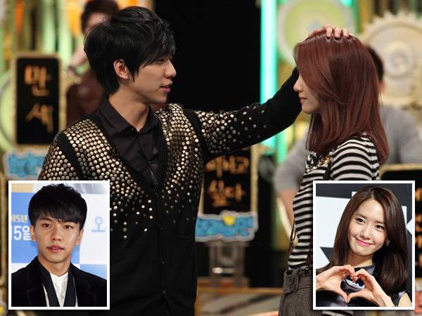 Lee Seung Gi Artikan Cinta Sebagai YoonA SNSD?