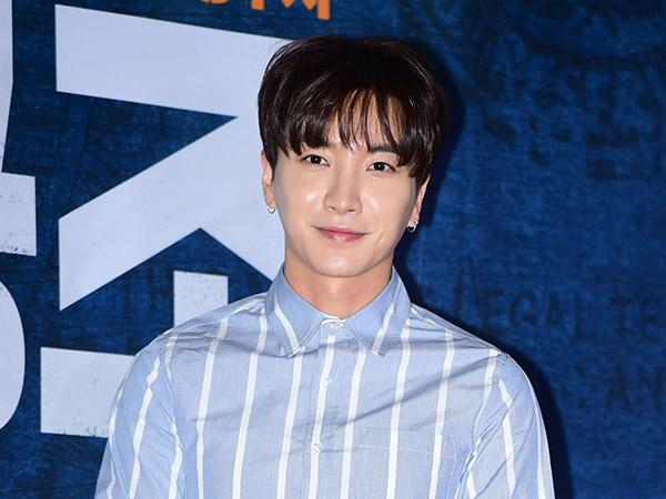 Leeteuk Super Junior Ungkap Kerinduan Pada Fans Lewat Surat Tulisan Tangan