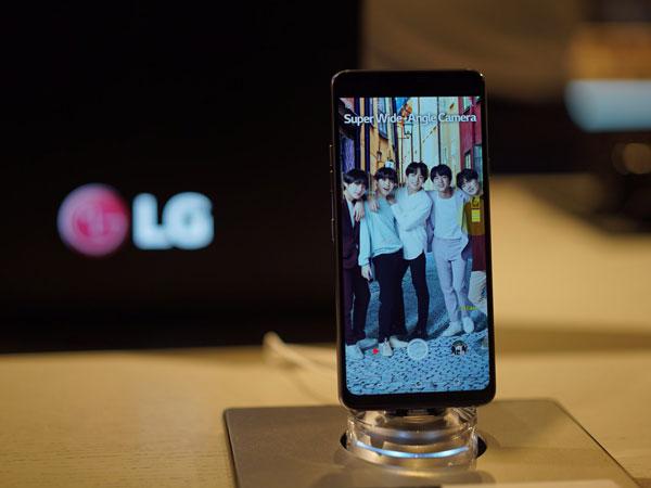 Resmi Dirilis, LG G7 ThinQ Bawa Spesifikasi Premium dan Banyak Fitur Unggulan