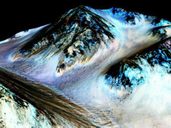NASA Temukan Keberadaan Air, Mars Dianggap Miliki Kehidupan