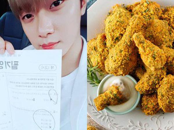 Wah, Minhwan FT Island Jadi Seleb Pertama yang Terpilih Sebagai Pakar Daging Ayam