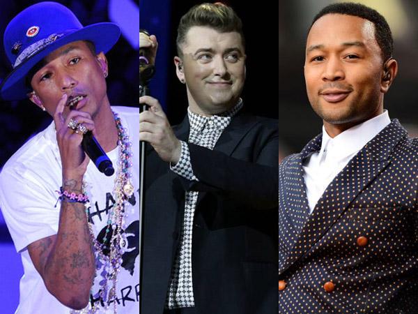 John Legend, Sam Smith, dan Lainnya Tambah Daftar Penampilan di Grammy Awards 2015