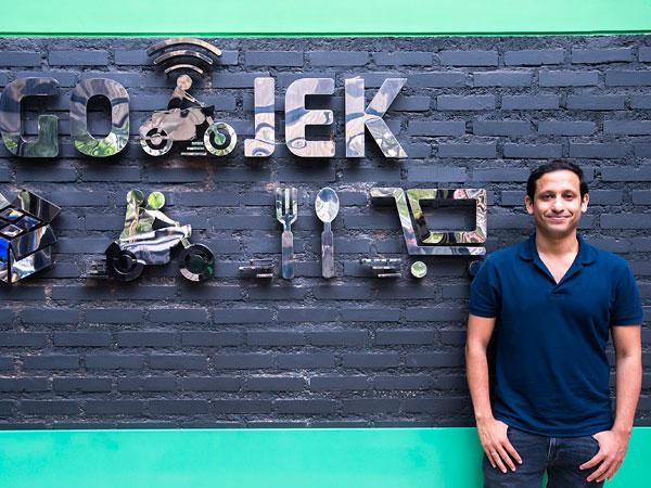 Ubah Kehidupan dengan Go-Jek, Nadiem Makarim Masuk Top 50 Inovator Versi Bloomberg