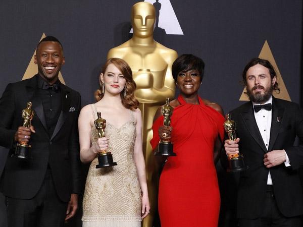 Tak Hanya Salah Sebut, Ternyata Oscar Juga Salah Pajang Foto Produser 'Hidup' di Video 'In Memoriam'