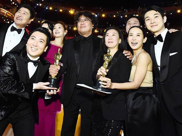 Pemain Film Parasite Diajak Jadi Anggota Tim Penyelenggara Oscar