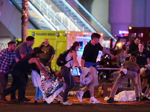 Reaksi Media Sosial Terkait Penembakan Massal Terbesar di Las Vegas dalam Sejarah AS