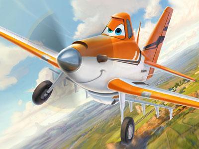 Disney's Planes: Cerita Pesawat Yang Takut Dengan Ketinggian