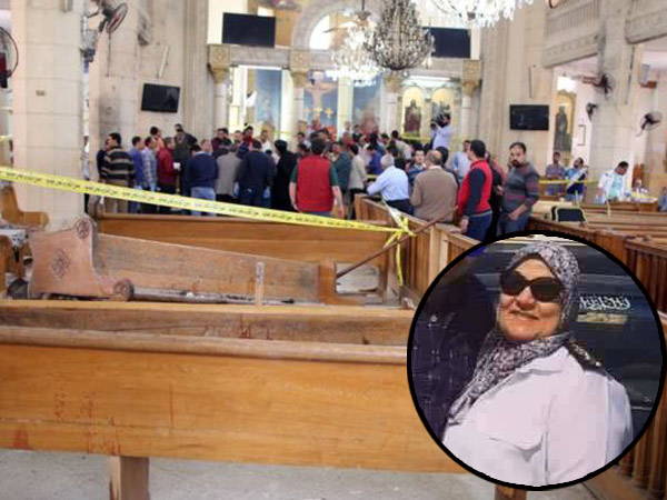 Kisah Polwan Berhijab yang Gugur Saat Hentikan Pengeboman di Gereja Mesir