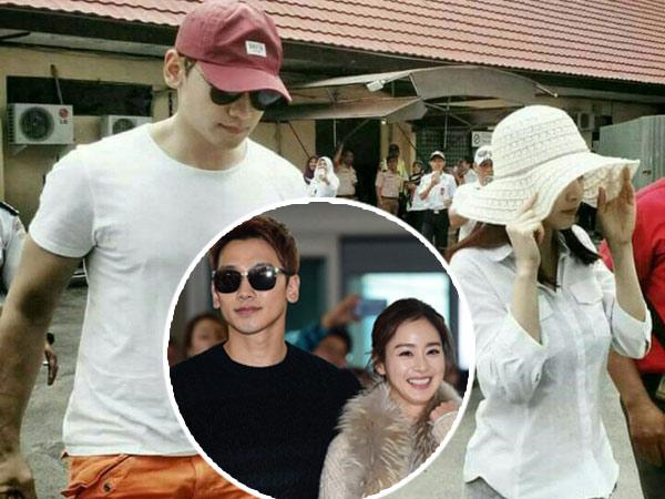 Mampir Ke Pulau Sumbawa, Bulan Madu Rain dan Kim Tae Hee Justru Dapat Insiden Buruk Ini?