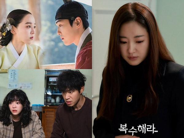 Rating Drama Korea Sabtu - Minggu: Mr. Queen Catatkan Rekor Baru