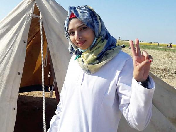 Ucapan dari Razan Najjar Ini Bukti Ketangguhan Wanita Palestina di Tengah Konflik Berkepanjangan