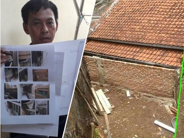 Rumah Eko yang Terhalang Tembok Viral Akhirnya Miliki Akses Jalan