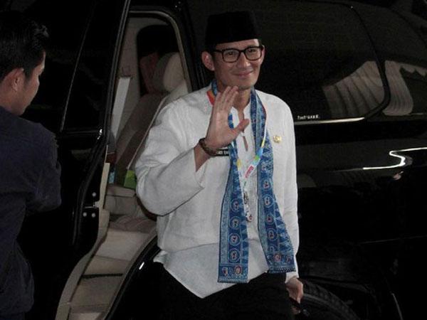 Kemendagri Akui Belum Terima Surat Pengunduran Diri Sandiaga Uno Sebagai Wagub Jakarta