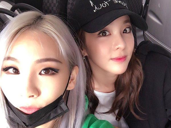 Sandara Park Ungkap Kesedihan Melihat Kesulitan CL di Amerika