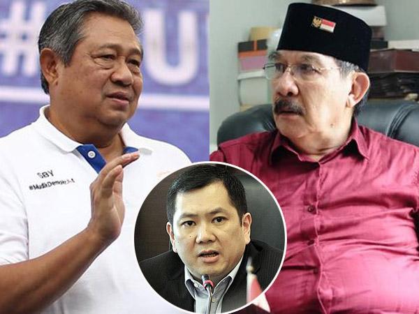 Antasari Azhar Sebut Hary Tanoesoedibjo Utusan Cikeas Soal Lobi Kasus Korupsi Besan SBY