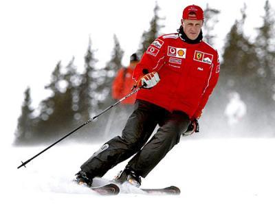 Tiga Bulan Koma, Michael Schumacher Mulai Tunjukan Tanda-tanda Kesadaran