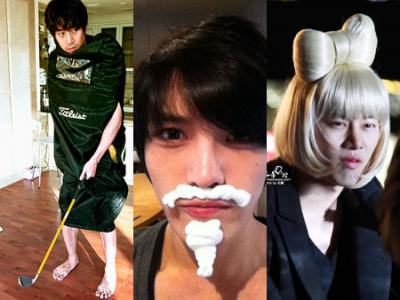 Lima Idola K-Pop Ini Punya Sifat '4D' Alias Aneh!