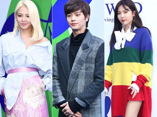 Selesai Digelar, Ini Dia Para Selebriti Paling Eksis di Seoul Fashion Week S/S 2017 (Part 2)
