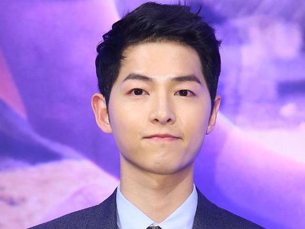 Song Joong Ki Juga Dilaporkan Beli Rumah Baru di Kawasan Elit!