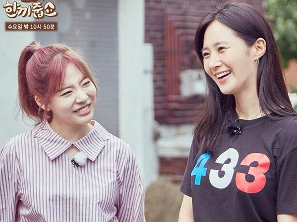 Jawaban Ambigu Sunny dan Yuri Saat Mendadak Ditanya Kelangsungan Grup SNSD